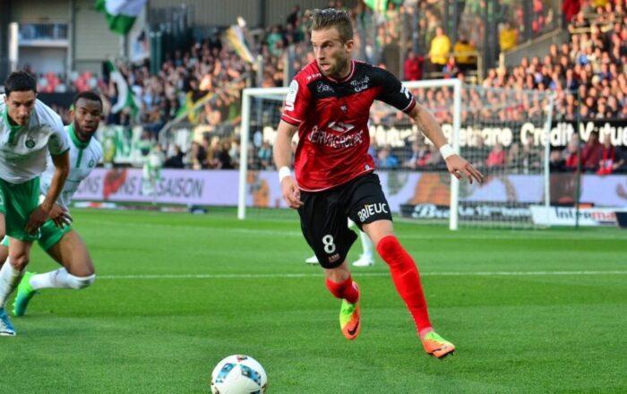 Saint Etienne - EA Guingamp Soccer Prediction