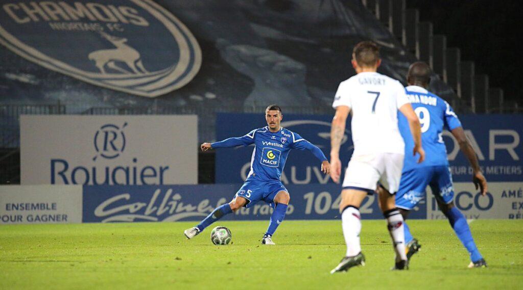 CHAMOIS NIORTAIS - LENS Soccer Prediction