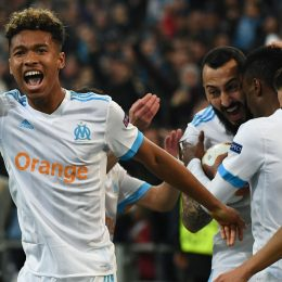 Marseille - Salzburg UEFA Europa League