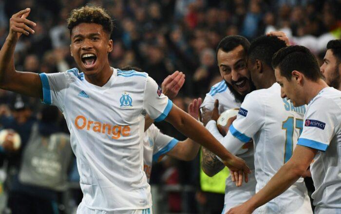 Marseille - Salzburg UEFA Europa League
