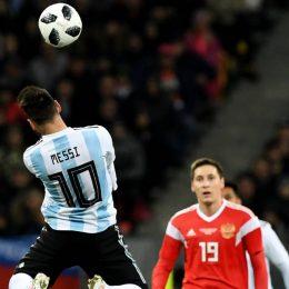 Argentina vs Haiti Soccer Prediction
