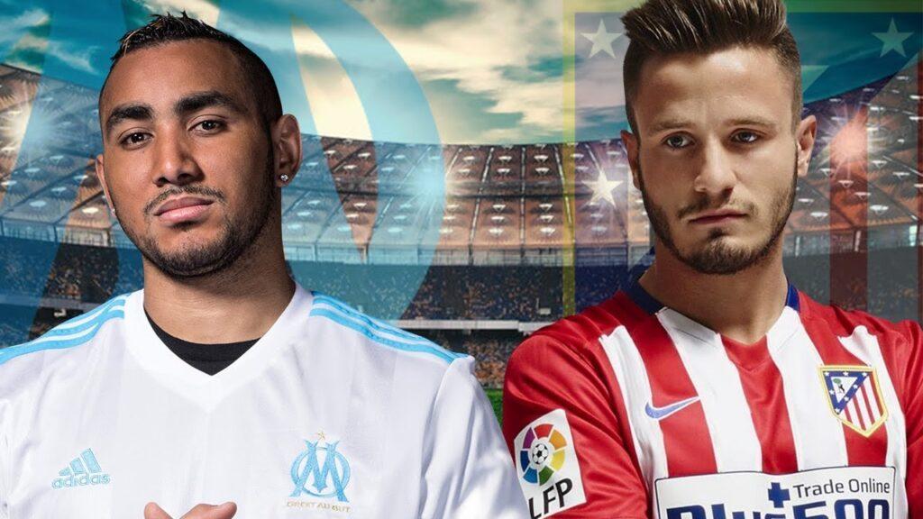 Europa League Marseille - Atletico Madrid