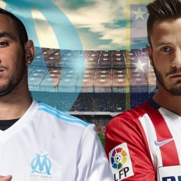 Europa League Marseille - Atletico Madrid