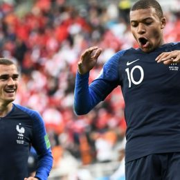 Denmark - France World Cup Prediction