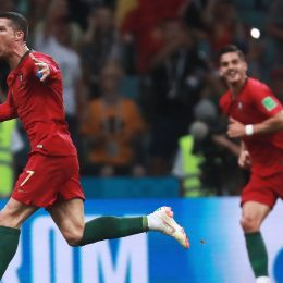 World Cup Prediction Portugal - Morocco