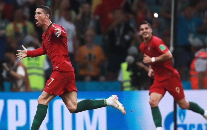 World Cup Prediction Portugal - Morocco