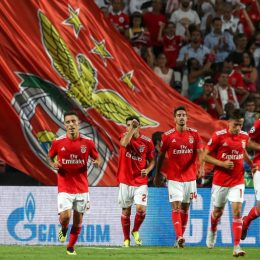 Champions League Benfica vs Bayern