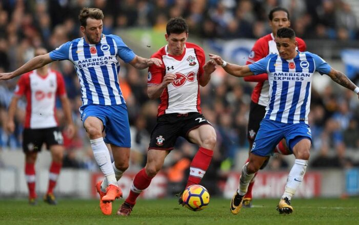 Premier League Southampton vs Brighton