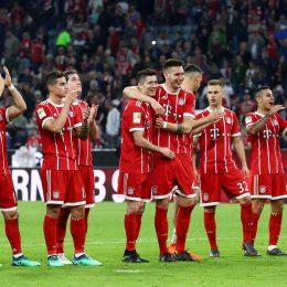 Bundesliga Bayern Munich vs Borussia Mönchengladbach