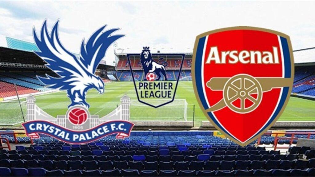 Premier League Crystal Palace vs Arsenal