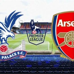 Premier League Crystal Palace vs Arsenal