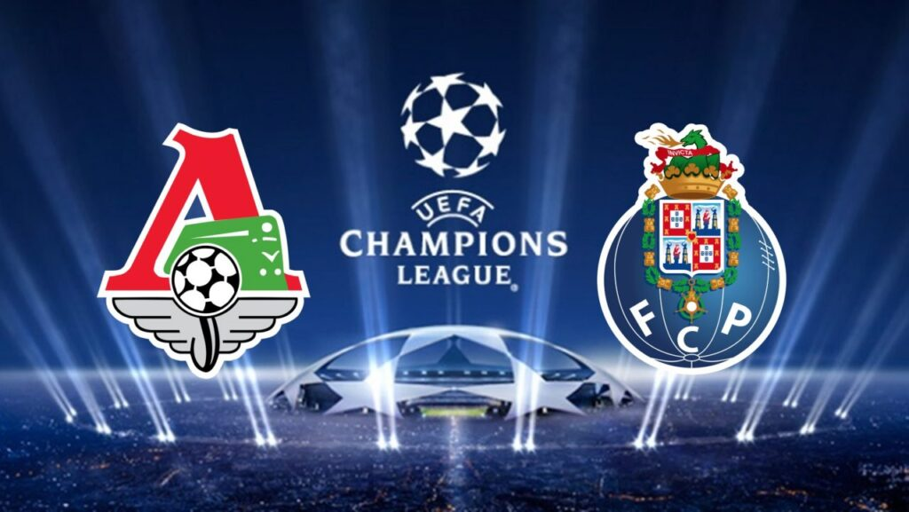 Lokomotiv vs Porto Champions League