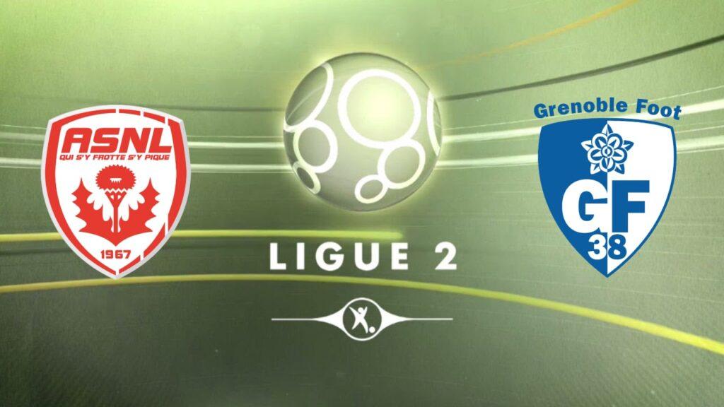 Kết quả hình ảnh cho Grenoble vs Nancy