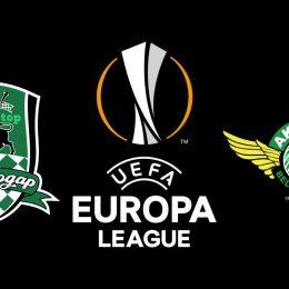Krasnodar vs Akhisar Belediye Europa League