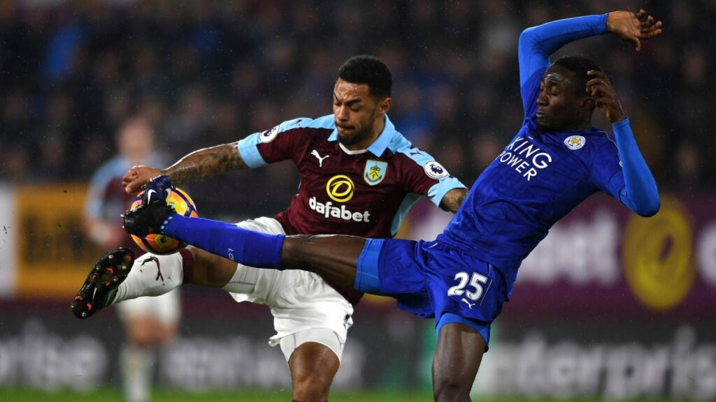 Leicester vs Burnley Premier League