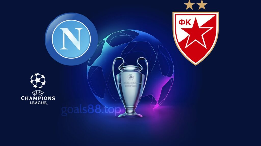 Napoli vs Red Star Champions League