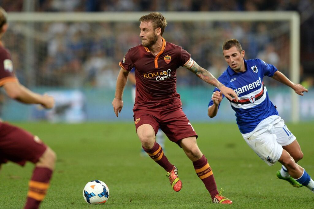 Roma vs Sampdoria Football Tips