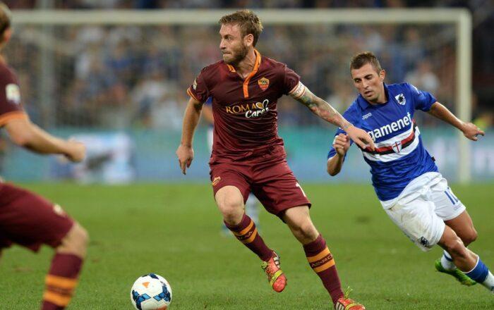 Roma vs Sampdoria Football Tips