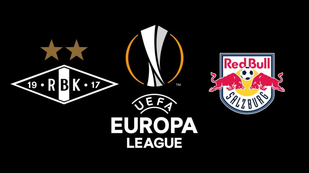 Rosenborg vs FC Salzburg Europa League