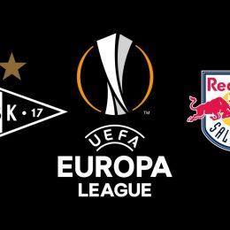 Rosenborg vs FC Salzburg Europa League