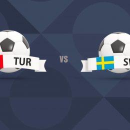 Turkey vs Sweden UEFA Nations League