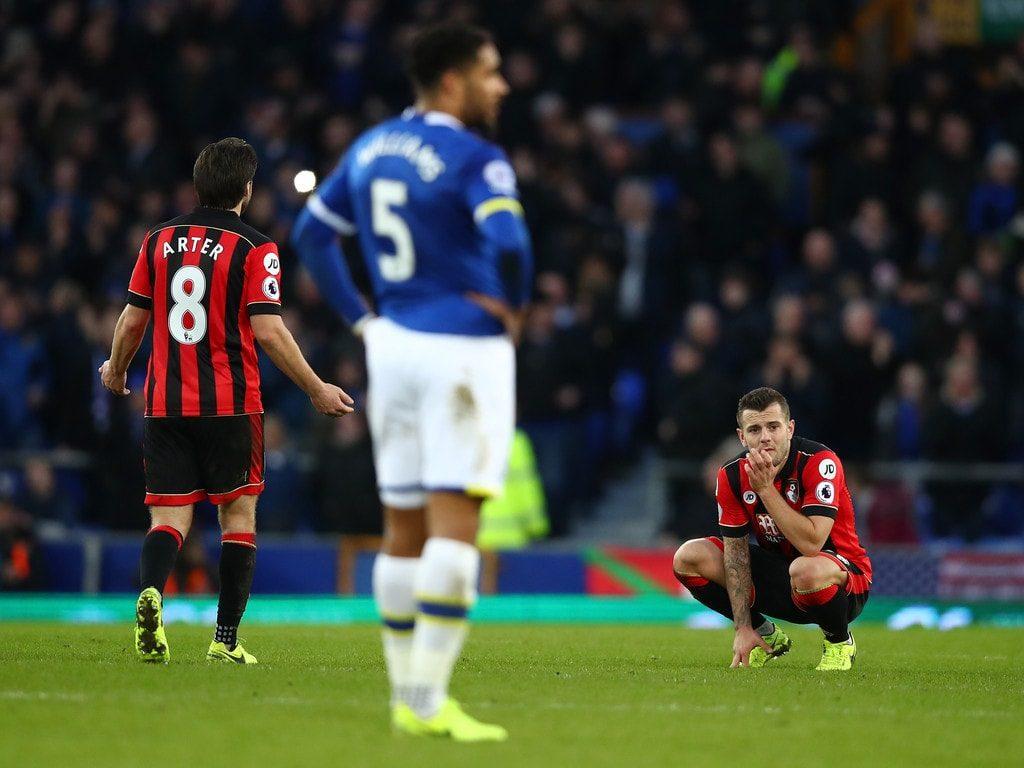 Everton vs AFC Bournemouth Premier League