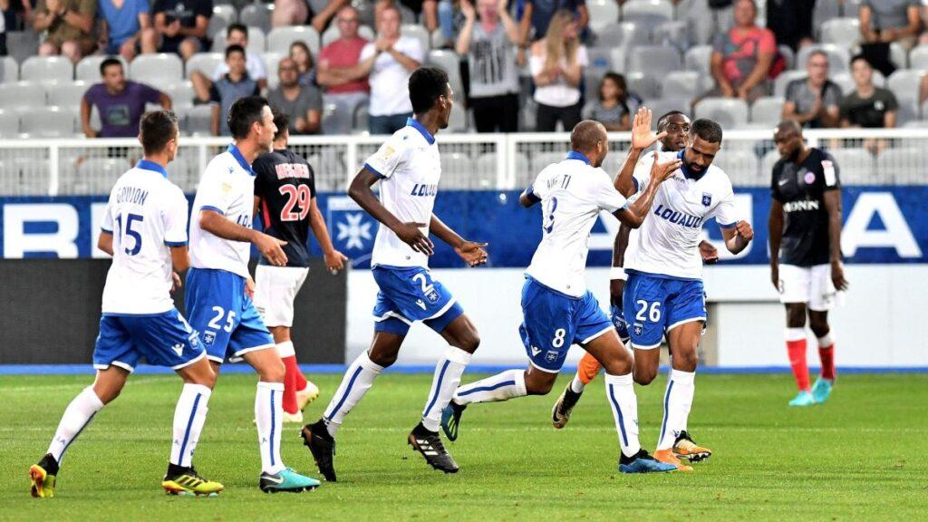 Gazélec Ajaccio vs Auxerre Football Prediction