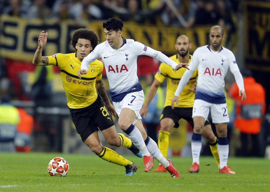 Borussia Dortmund vs Tottenham Betting Tips