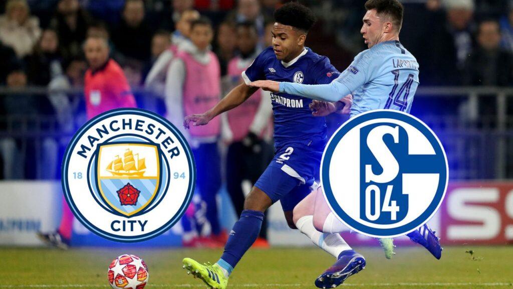 Manchester City vs Schalke 04 Betitng Predictions