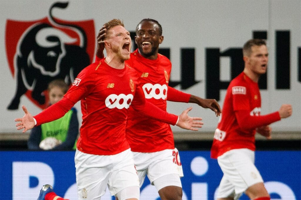 Standard De Liege vs Gent Betting Predictions