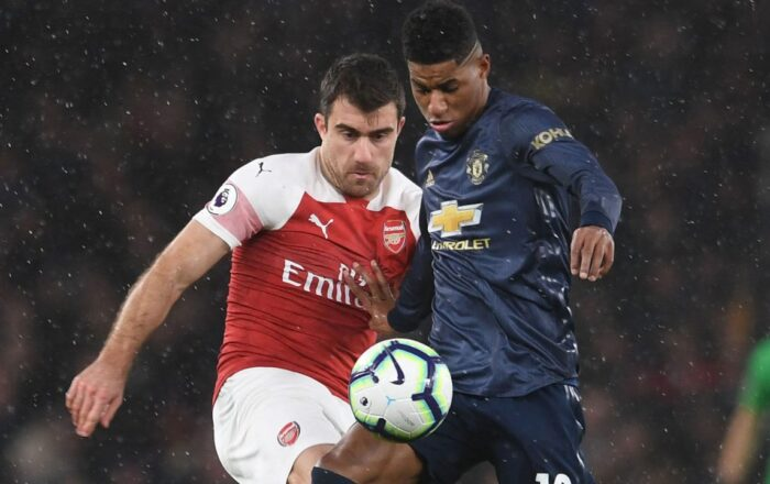 Manchester United vs Arsenal Soccer Betting Tips