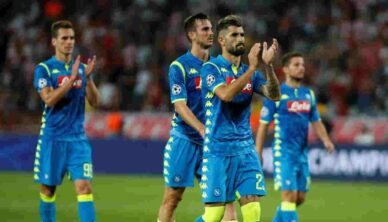 Salzburg vs Napoli Betting Tips and Odds