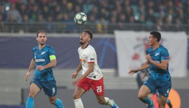 Zenit St.Petersburg vs RB Leipzig Soccer Betting Tips and Odds