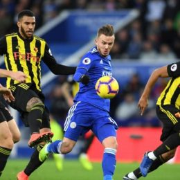 Leicester vs Watford Soccer Betting Tips