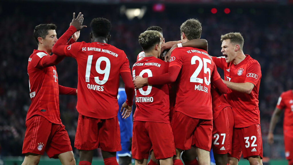 Bayern Munich vs RB Leipzig Free Betting Predictions