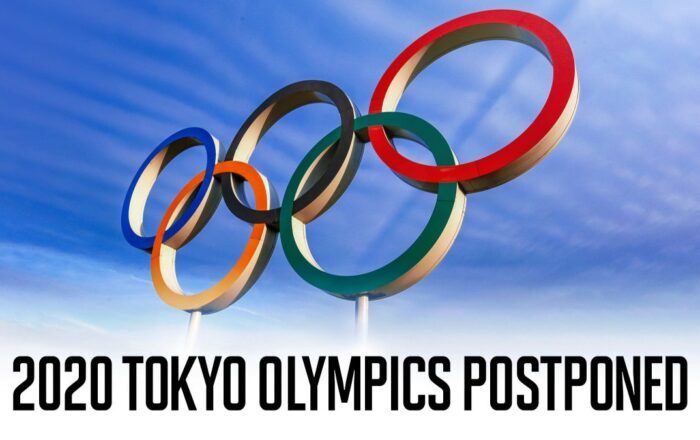 Olympic Games finally postponed for a year