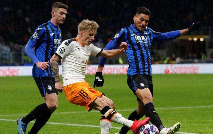 Valencia vs Atalanta Free Betting Tips