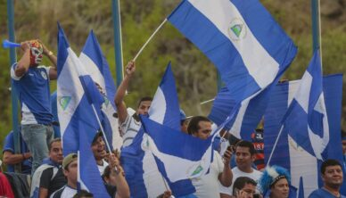 Football does not stop in Nicaragua - Mix of risk