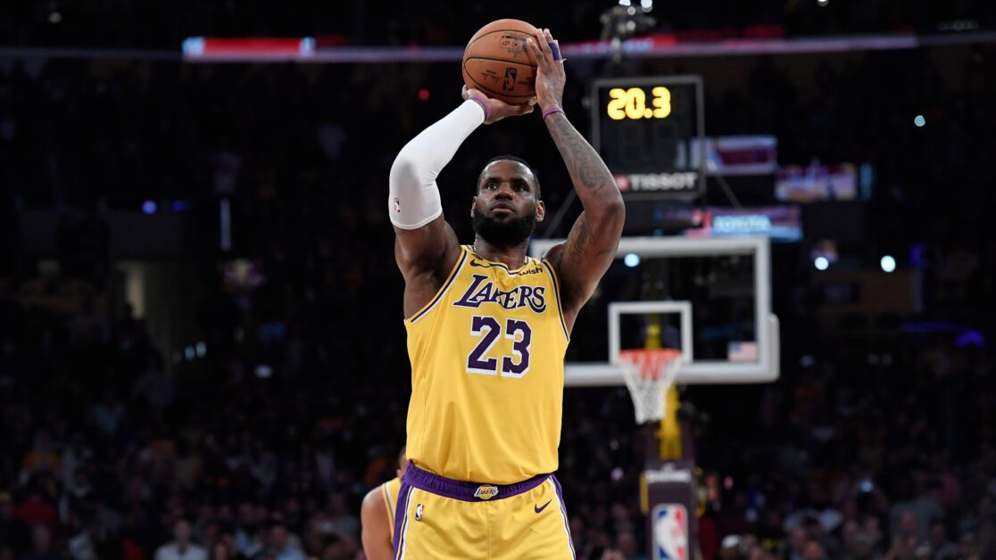 Lakers already thinking of strengthening the team for next season