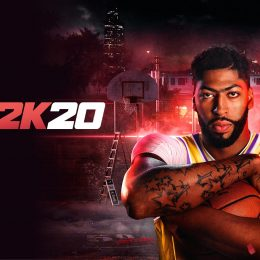 NBA is back but in Video Games